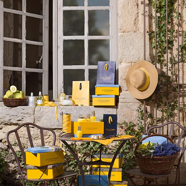 Gifts for him-L'Occitane