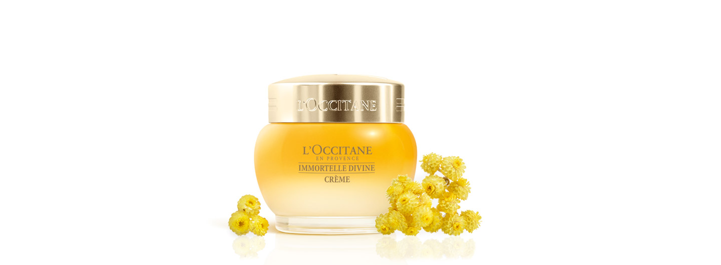 L'Occitane en Provence - Anti aging moisturizing cream