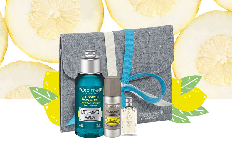 Your Grooming Gift - L'Occitane