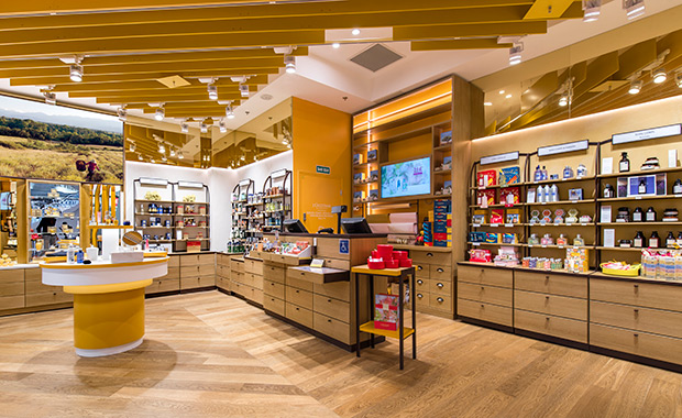 Find Your Store- L'Occitane